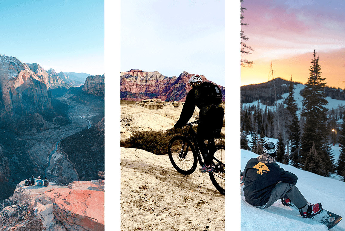 Experience the outdoors at Southern Utah University.
