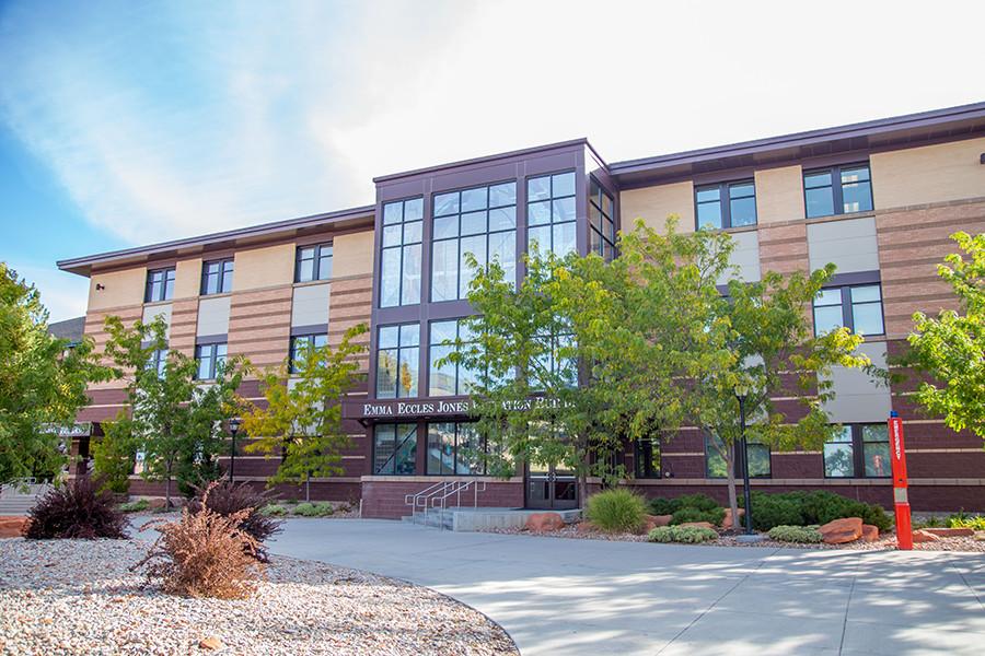 southern utah university engineering building