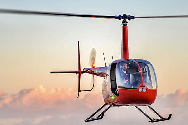 Helicopter Pilot Training | Get Your Helicopter License | SUU