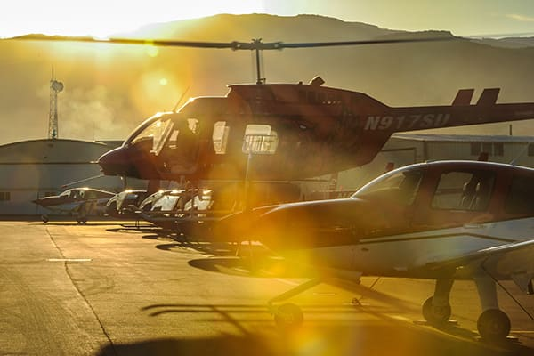Helicopter Pilot Training | Get Your Helicopter License