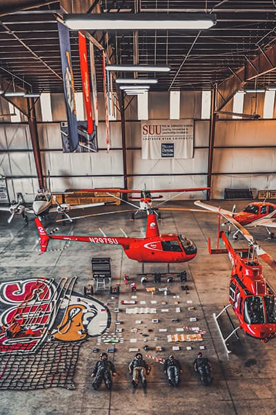 What's Needed to Qualify to Become A Helicopter Pilot? | SUU
