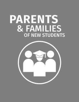 Parents and families of new students