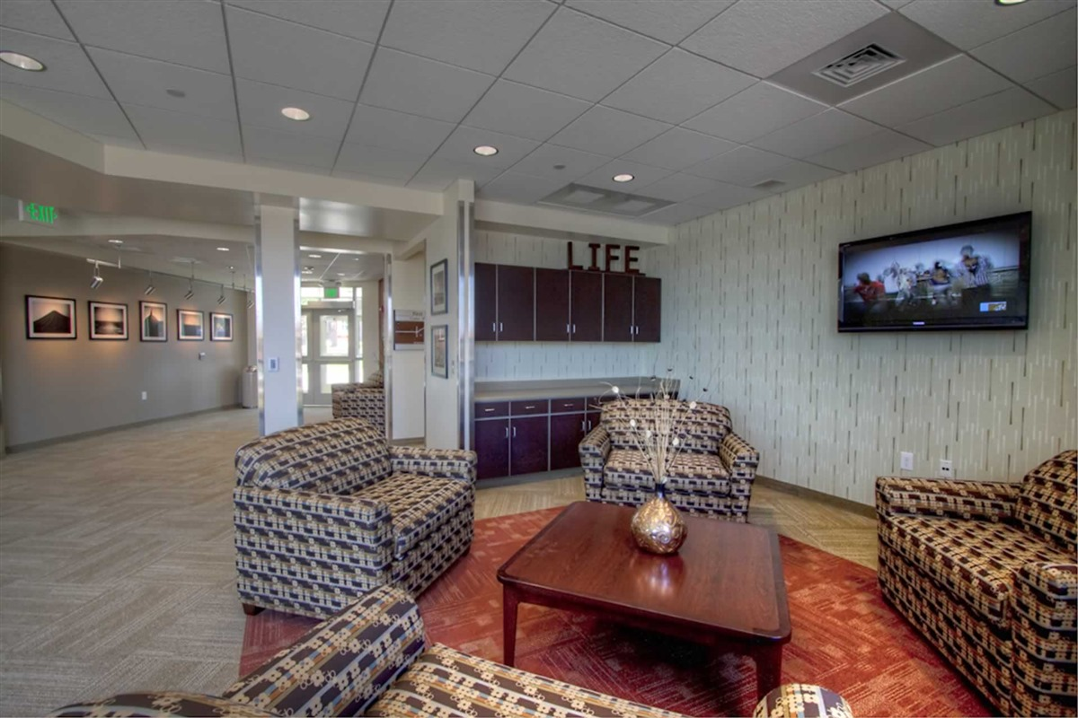 Common Lounge Area With TV Part 69