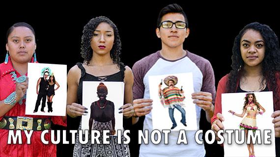 8787558ba My Culture is Not a Costume | SUU