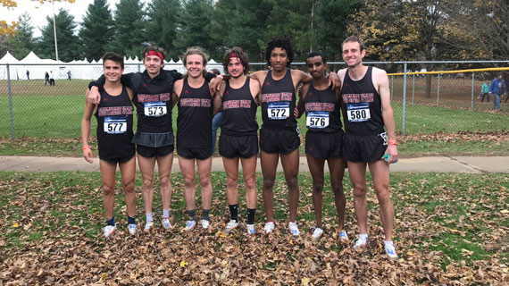 Alabama Out Of State Tuition >> Cross Country Makes History, Finishes 11th at National Championship | SUU