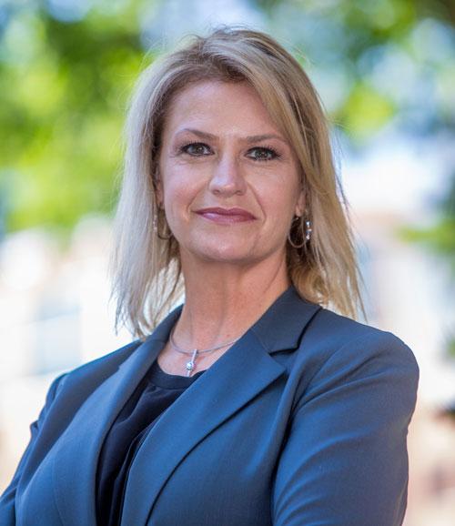mary bennett, new leavitt center director at southern utah university