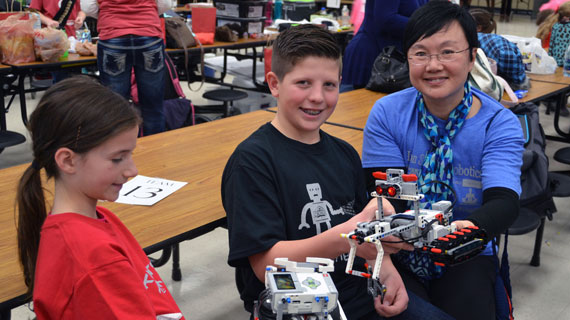 FIRST Lego League Robotics Enriches Local Science Education