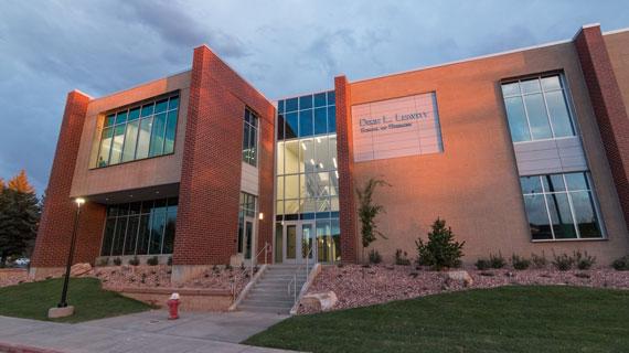 southern utah university dixie business building