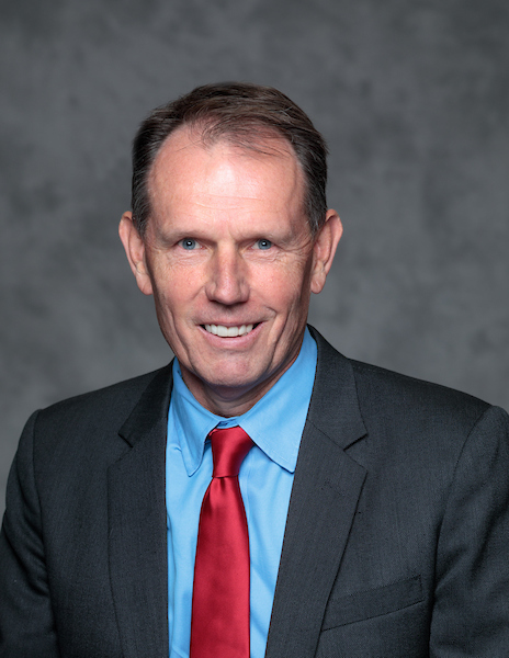 Headshot of Richard Christiansen