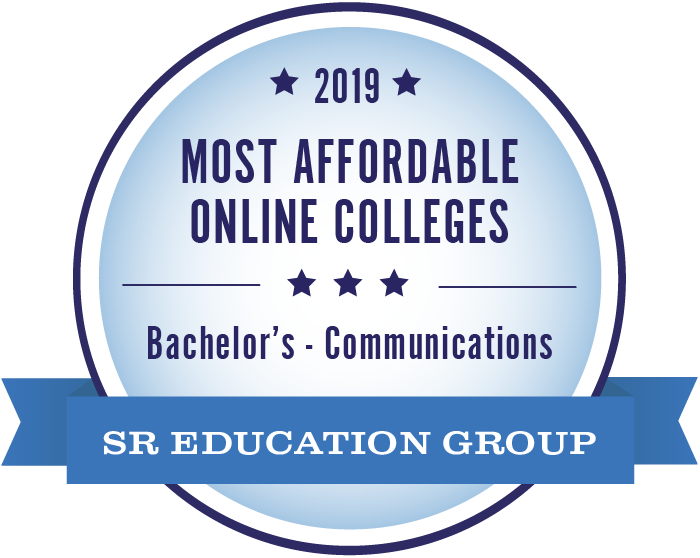 2019 Most Affordable Online Bachelor's of Communication Degree
