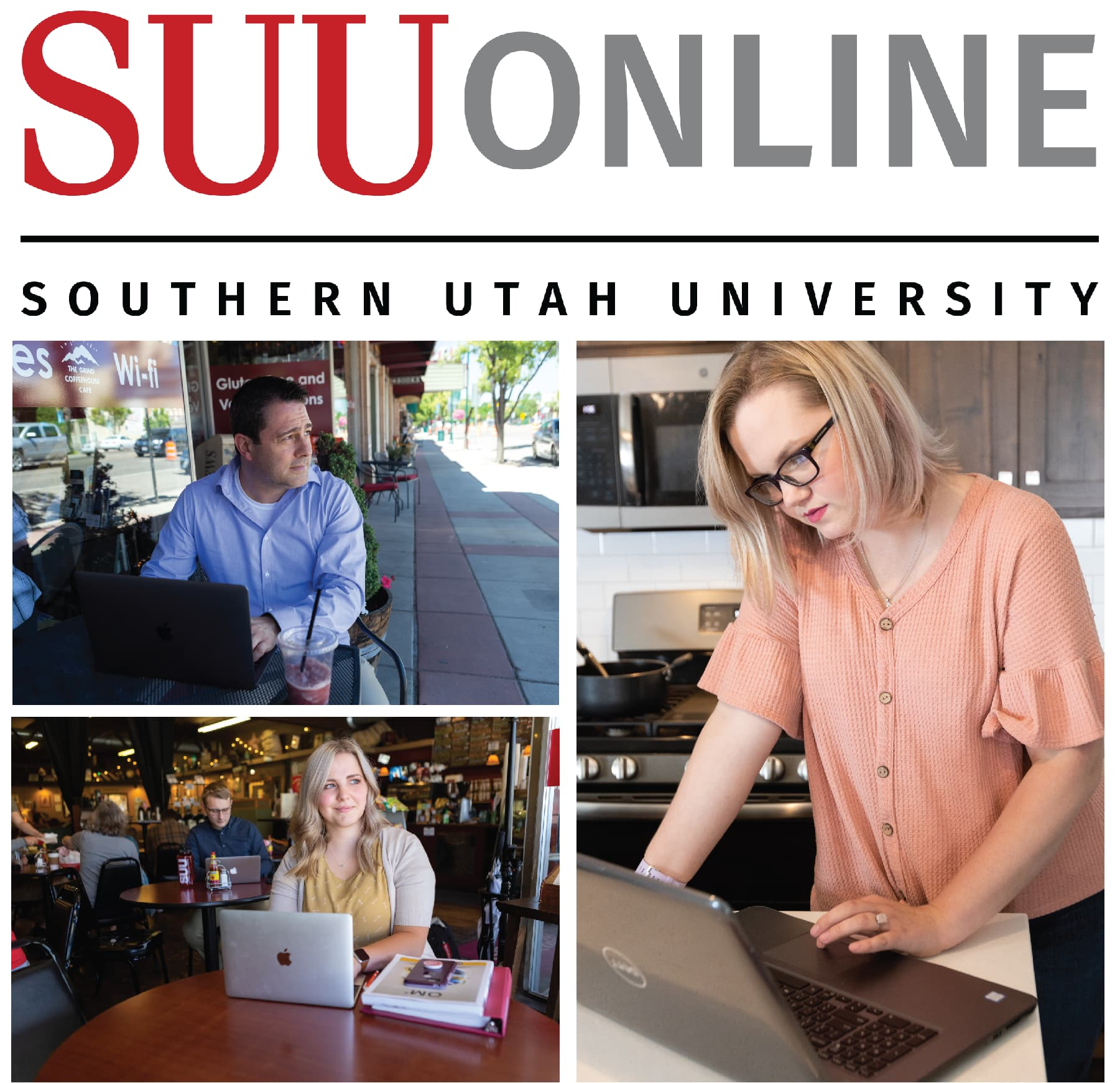 SUU Online - Online courses and degree programs