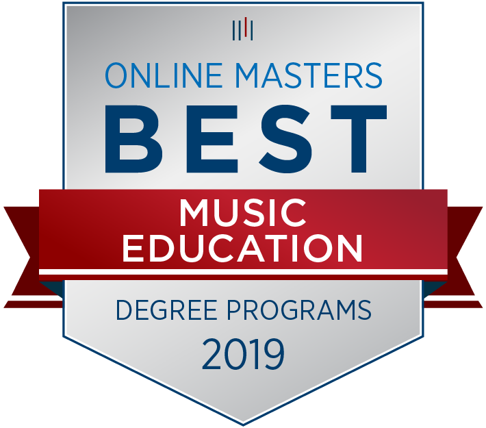 One of the Best Online Master's of Music Education