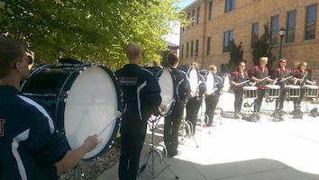 SUU Drumline