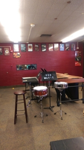 Home   Percussion Studio   Department of Music   College