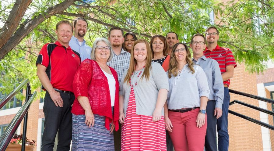 2018-19 Staff Association Executive Board