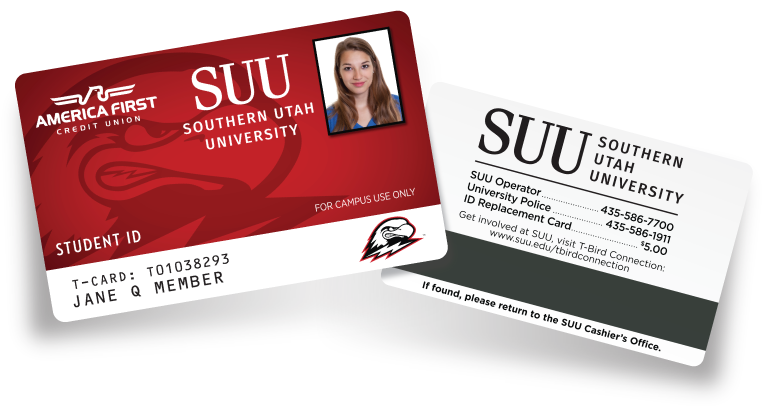 Suu Leadership Cards Student Id amp; Involvement
